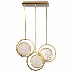 Светильник Delight Collection(Moon Light) MD8700-3A antique brass